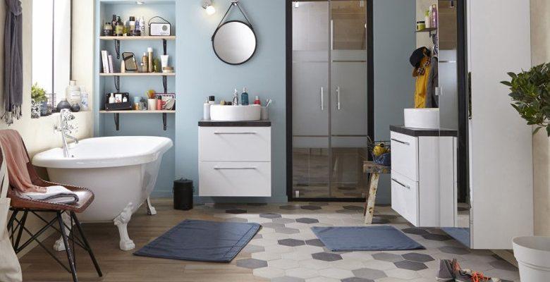 Un tapis adéquat pour une salle de bain agréable et sécurisée