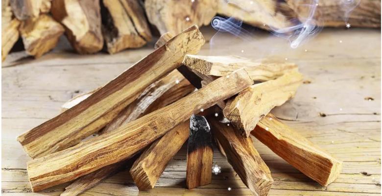 Palo Santo : le bois sacré pour purifier votre maison des énergies négatives